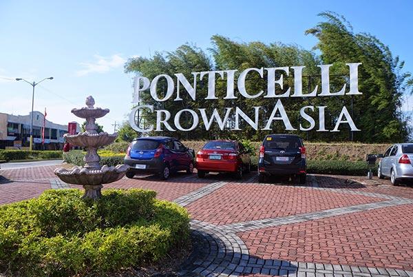 Crown Asia Ponticelli
